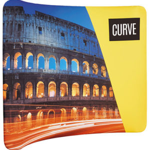 large curve