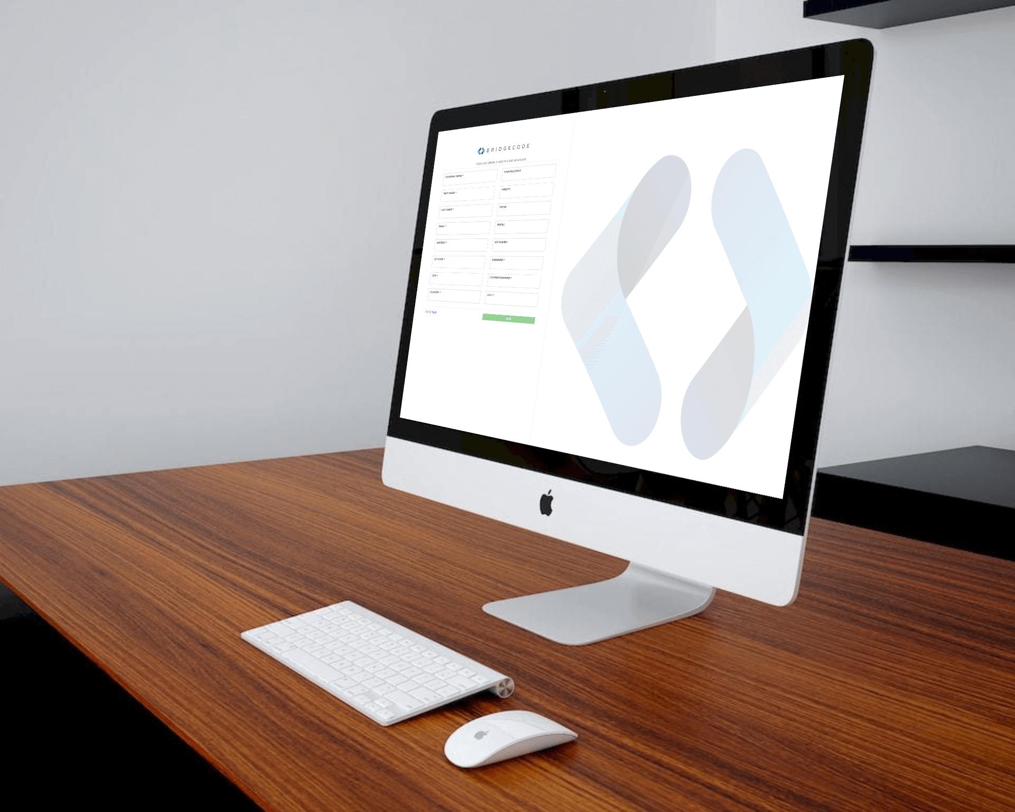 bridgecode web design social media portal